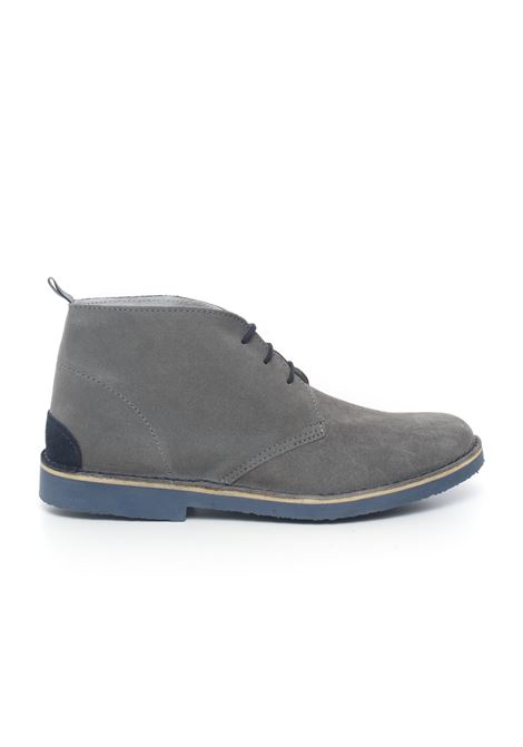 Suede ankle boots Angelo Nardelli | 12 | 82245-G800796
