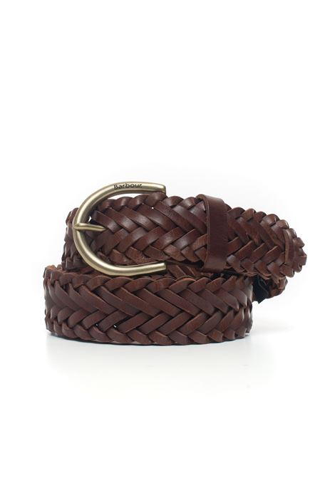 BAACC2018 plaited belt Barbour | 20000041 | BAACC2018-ACCBR51