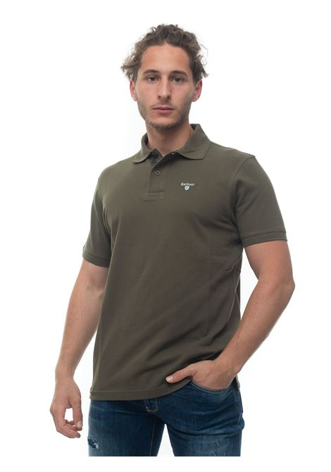 BAP0L0119 short sleeve polo shirt Barbour | 2 | BAP0L0119-MML0L51