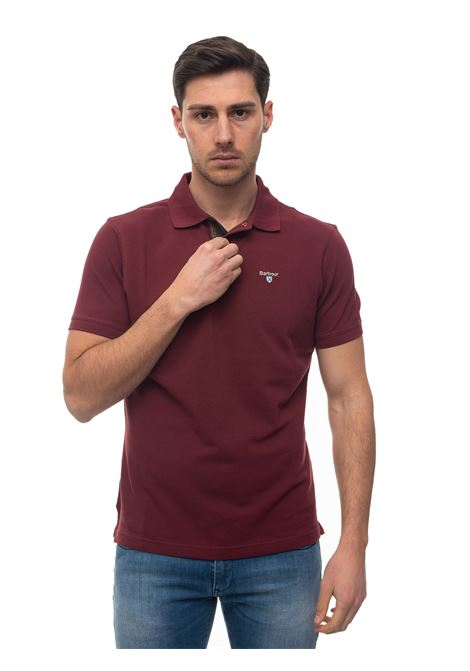 BAP0L0119 short sleeve polo shirt Barbour | 2 | BAP0L0119-MMLRE53