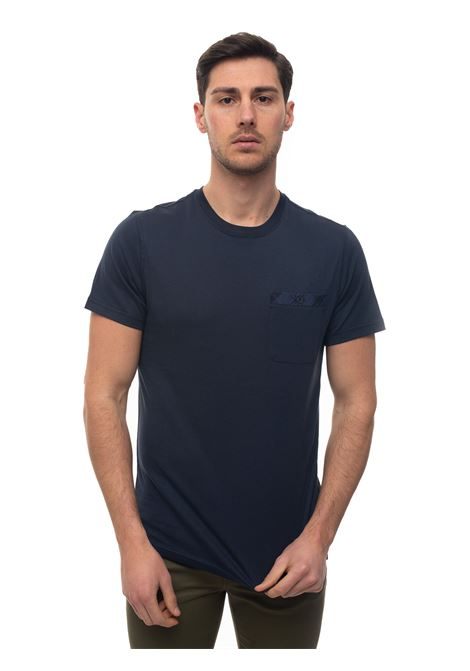 BATEE0407 Short-sleeved round-necked T-shirt Barbour | 8 | BATEE0407-MTSNY91