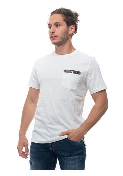 T-shirt girocollo mezza manica BATEE0407 Barbour | 8 | BATEE0407-MTSWH11
