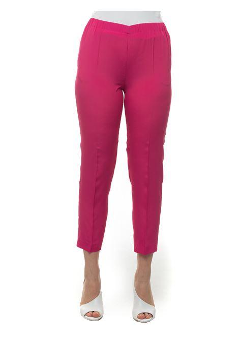 Soft trousers Blue Les Copains | 9 | 0J31300568