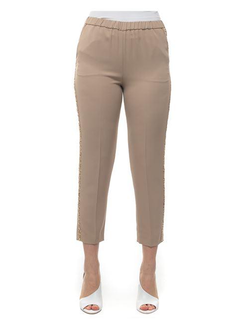 Soft trousers Blue Les Copains | 9 | 0J31350258