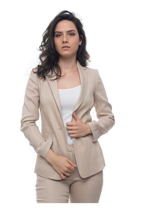 Jacket with 1 button Blue Les Copains | 3 | 0J60300263
