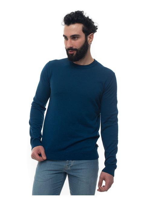 Fabello Round-neck pullover BOSS | 7 | FABELLO1-50424209425 MELANGE