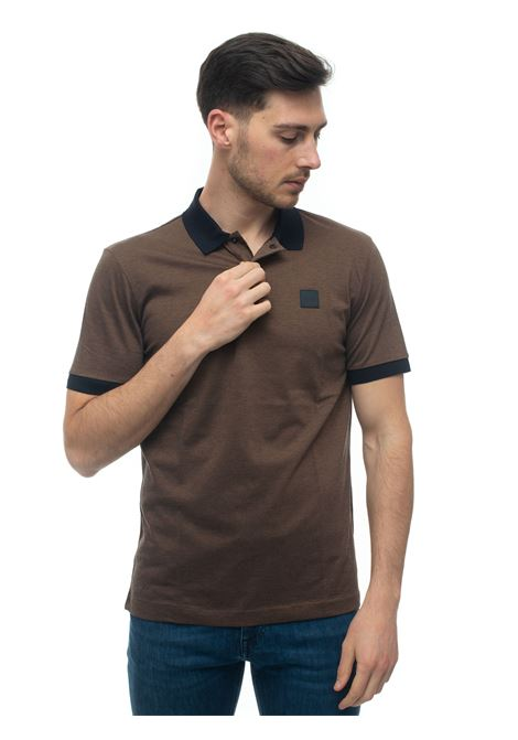 Short sleeve polo shirt BOSS | 2 | PARLAY70-50423189254