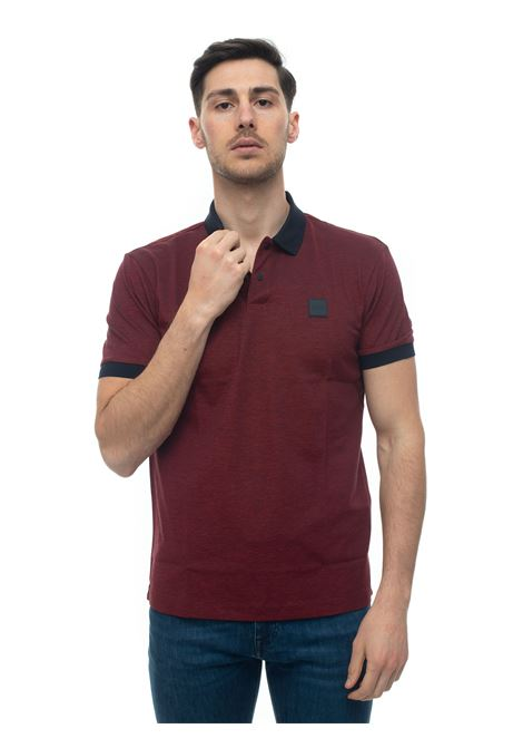 Short sleeve polo shirt BOSS | 2 | PARLAY70-50423189402