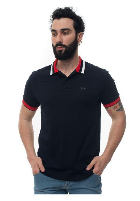 Short sleeve polo shirt BOSS | 2 | PHILLIPSON-50424189403