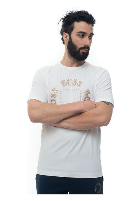 Short-sleeved round-necked T-shirt BOSS | 8 | TEE5-50425693112