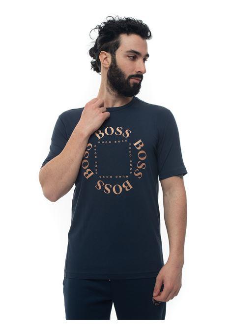 T-shirt girocollo mezza manica BOSS | 8 | TEE5-50425693412