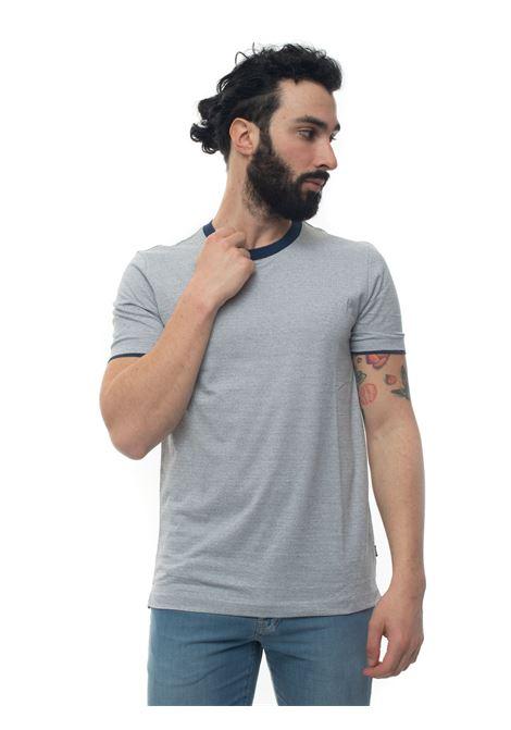 T-shirt girocollo mezza manica BOSS | 8 | TESSLER129-50424214407