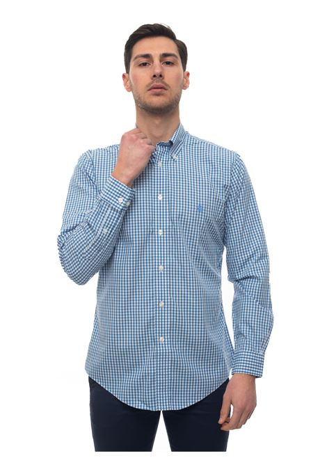 Casual shirt Brooks Brothers | 6 | 100055078AZZURRO