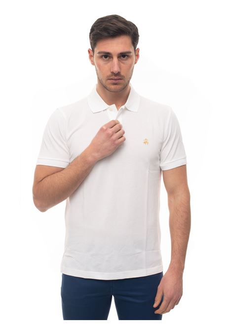 Short sleeve polo shirt Brooks Brothers | 2 | 100076745BIANCO
