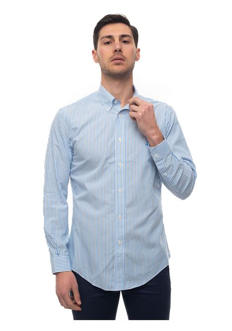 Casual shirt Brooks Brothers | 6 | 100082514AZZURRO