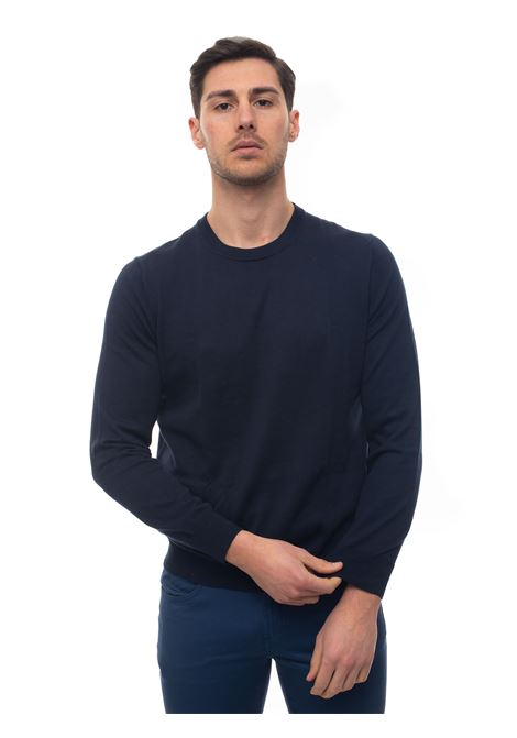 Round-neck pullover Brooks Brothers | 7 | 100099783BLU