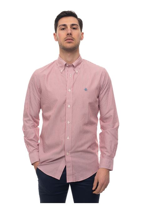 Casual shirt Brooks Brothers | 6 | 100104345ROSSO