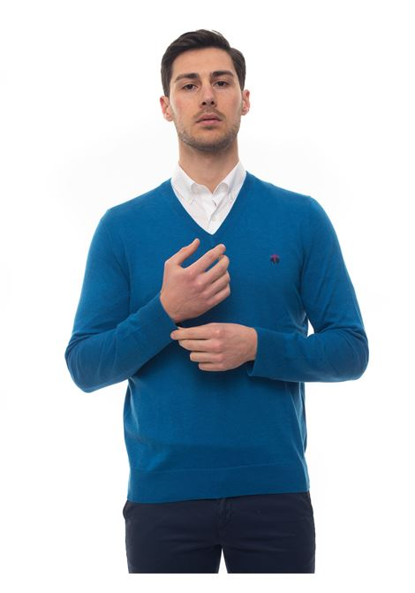 V-neck pullover Brooks Brothers | 7 | 100159933BLU