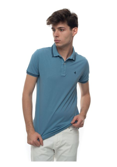 Polo shirt in cotton piquet Brooksfield | 2 | 201A.A045V0045
