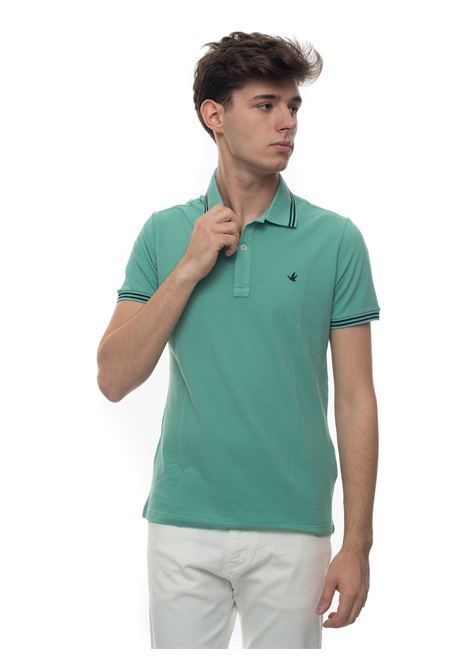 Polo shirt in cotton piquet Brooksfield | 2 | 201A.A045V0050