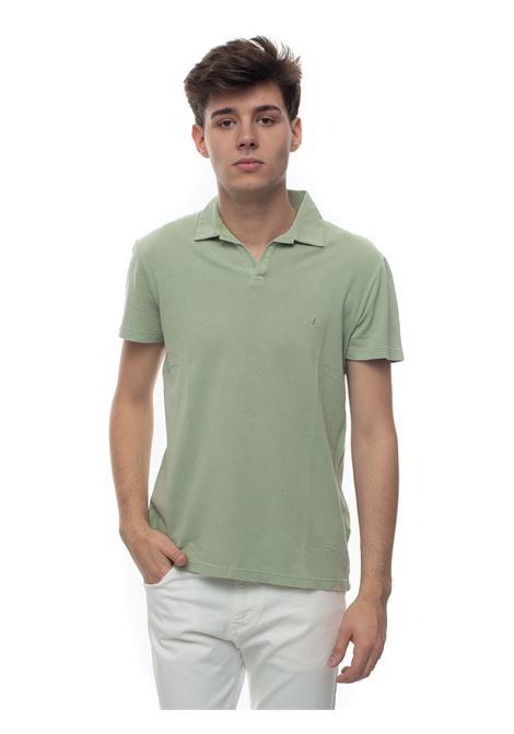 Polo in cotone piquet Brooksfield | 2 | 201G.A015V0031