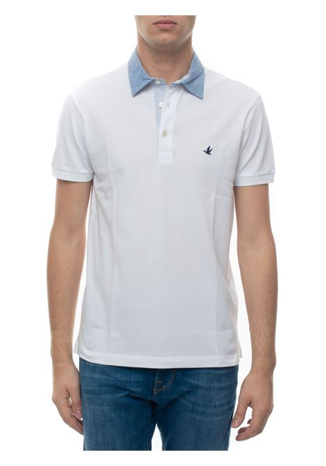 Polo in cotone piquet Brooksfield | 2 | 201G.B025V0031