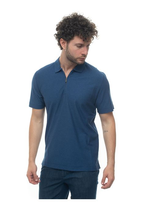 Short sleeve polo shirt Canali | 2 | T0561-MJ00878300