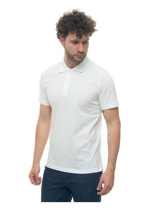 Short sleeve polo shirt Canali | 2 | T0582-MY00911001