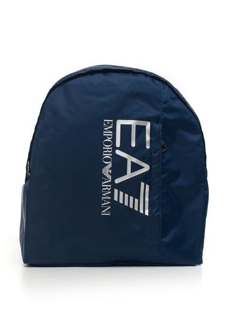 Canvas rucksack EA7 | 5032307 | 275667-CC73302836
