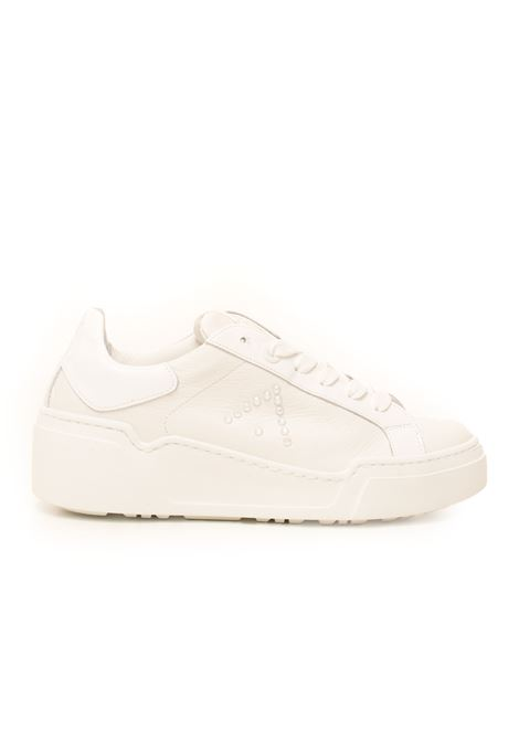 Sarah Sneakers with laces Ed Parrish | 5032317 | FALD-SW02BIANCO
