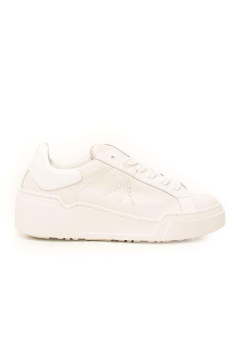 Sneakers con lacci Sarah Ed Parrish | 5032317 | FALD-SW02BIANCO
