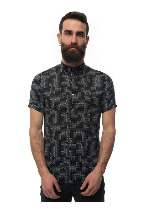 Camicia da uomo fantasia Emporio Armani | 6 | 3H1C91-1NREZF102