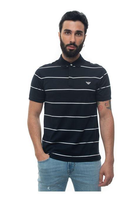 Short sleeve polo shirt Emporio Armani | 2 | 3H1F63-1JEQZF908