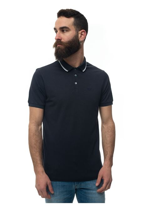 Short-sleeved polo shirt Emporio Armani | 2 | 3H1F82-1J60Z0922
