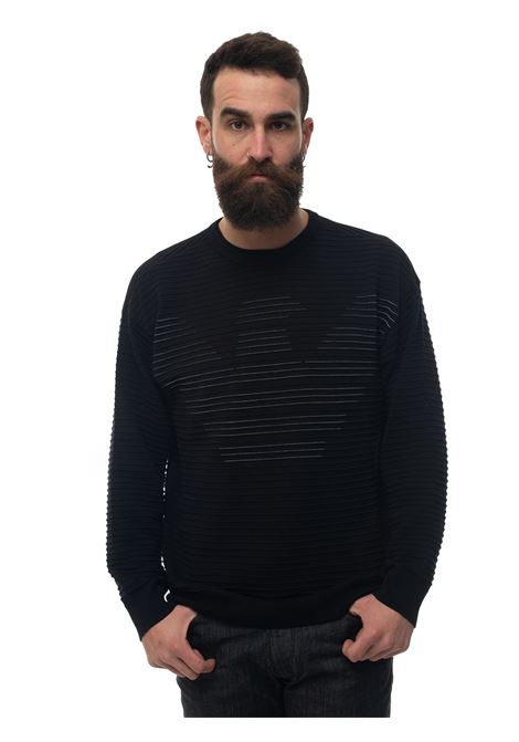 Round-necked pullover Emporio Armani | 7 | 3H1MYA-1MMWZF005