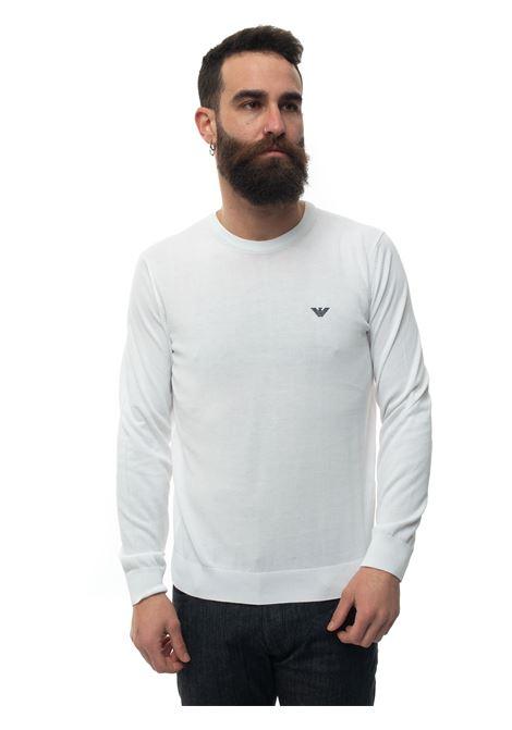 Round-necked pullover Emporio Armani | 7 | 3H1MYH-1MD0Z0100