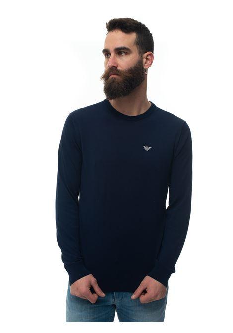 Round-necked pullover Emporio Armani | 7 | 3H1MYH-1MD0Z0933