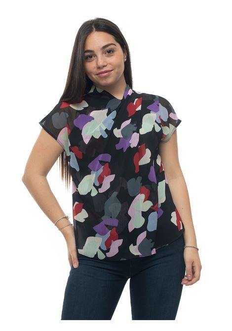 Camicia da donna fantasia Emporio Armani | 6 | 3H2K81-2NXUZF941