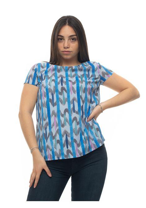 Camicia da donna a casacca Emporio Armani | 6 | 3H2K84-2N4IZF702