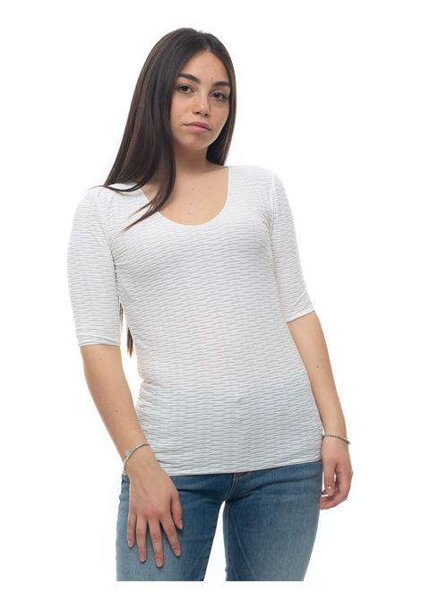 T-shirt collo a V Emporio Armani | 8 | 3H2M8F-2JL2Z0101