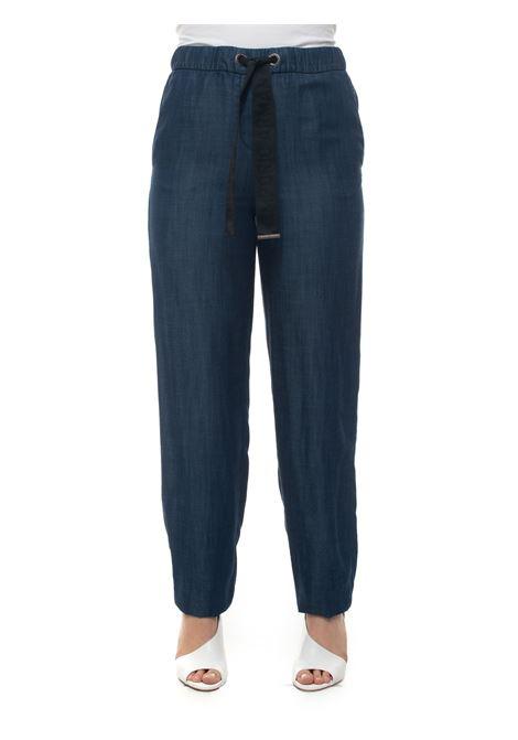 Drawstring trousers Emporio Armani | 9 | 3H2P94-2D5AZ0941