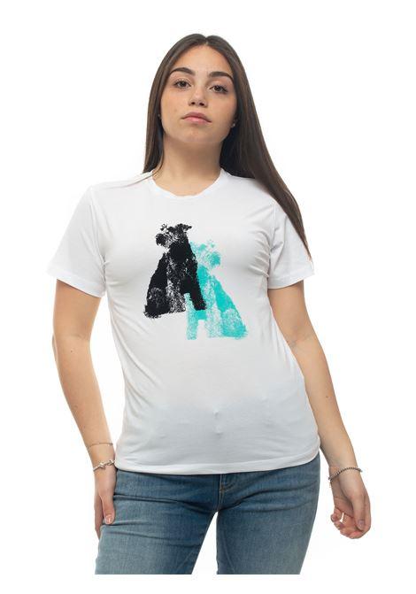 T-shirt girocollo mezza manica Emporio Armani | 8 | 3H2T7E-2J07Z0100