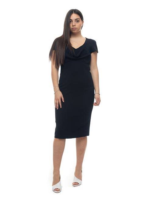 Dress in cady Emporio Armani | 130000002 | 5NA16T-52006922