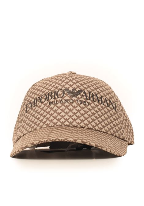 Cappello con visiera Emporio Armani | 5032318 | 637522-0P51403813