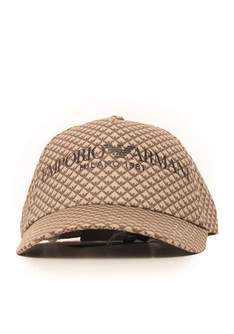 Peaked hat Emporio Armani | 5032318 | 637522-0P51403813