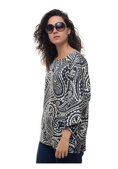Camicia da donna in seta Nemila Escada | 2035781291 | 5032977P949