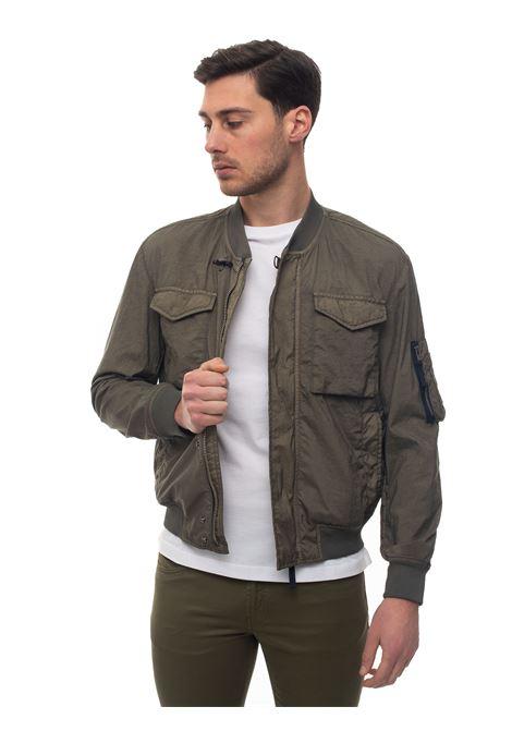 Bomber jacket Fay | -276790253 | NAM1140010T-RQ1V613