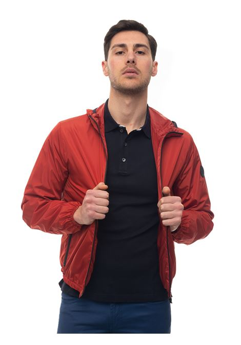 Hooded harrington jacket Fay | -276790253 | NAM12400940-PFWR801