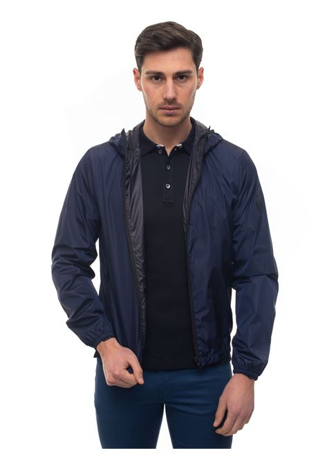 Hooded harrington jacket Fay | -276790253 | NAM12400940-PFWU605