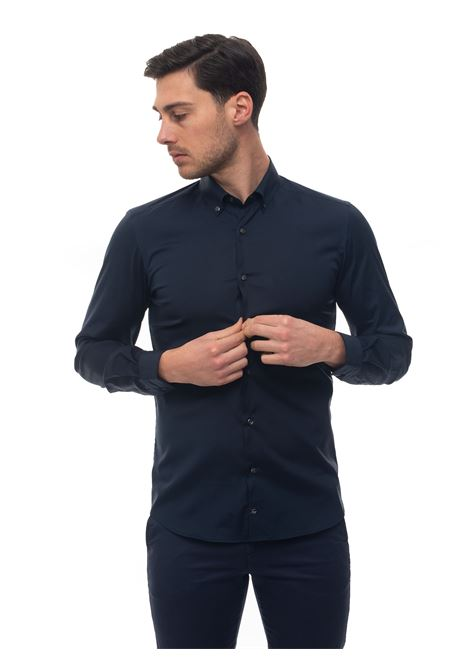 Camicia casual Fay | 6 | NCMA140258S-ORMU807
